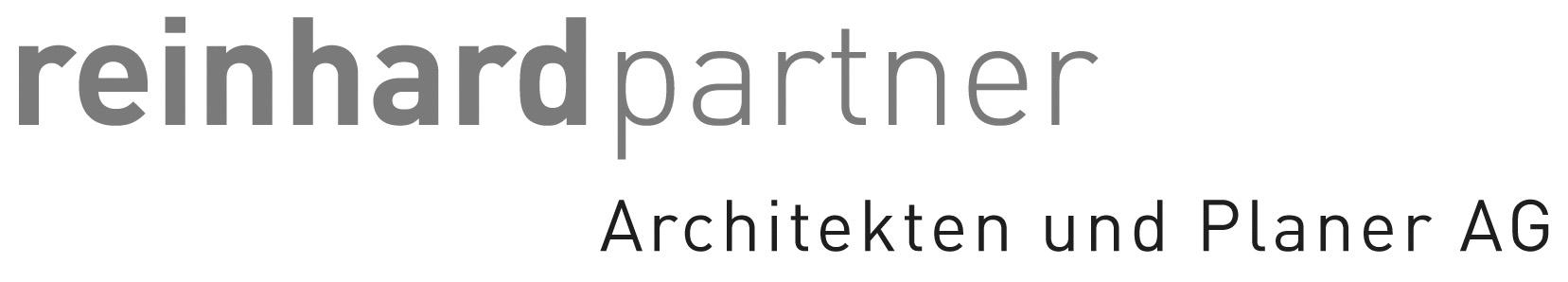 Logo reinhardpartner Architekten und Planer AG