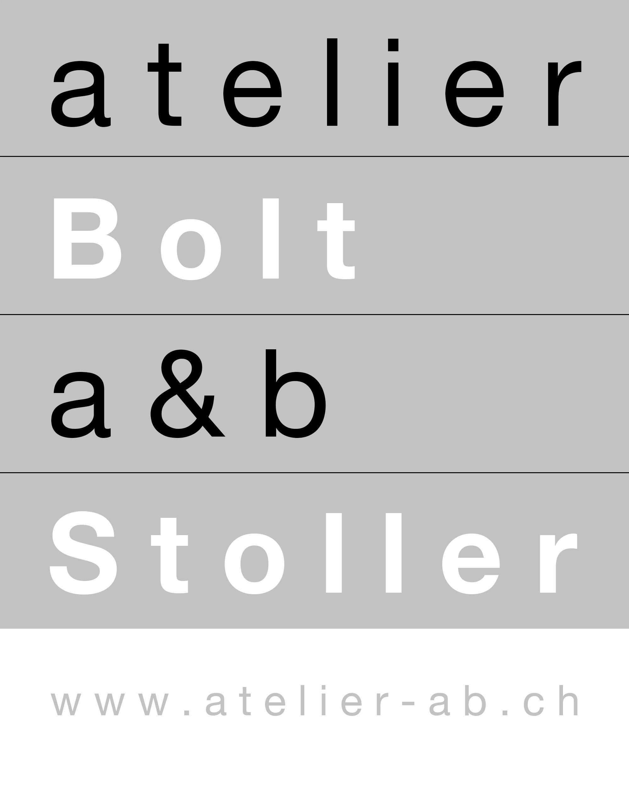 Logo atelier a & b ag Architekten SIA