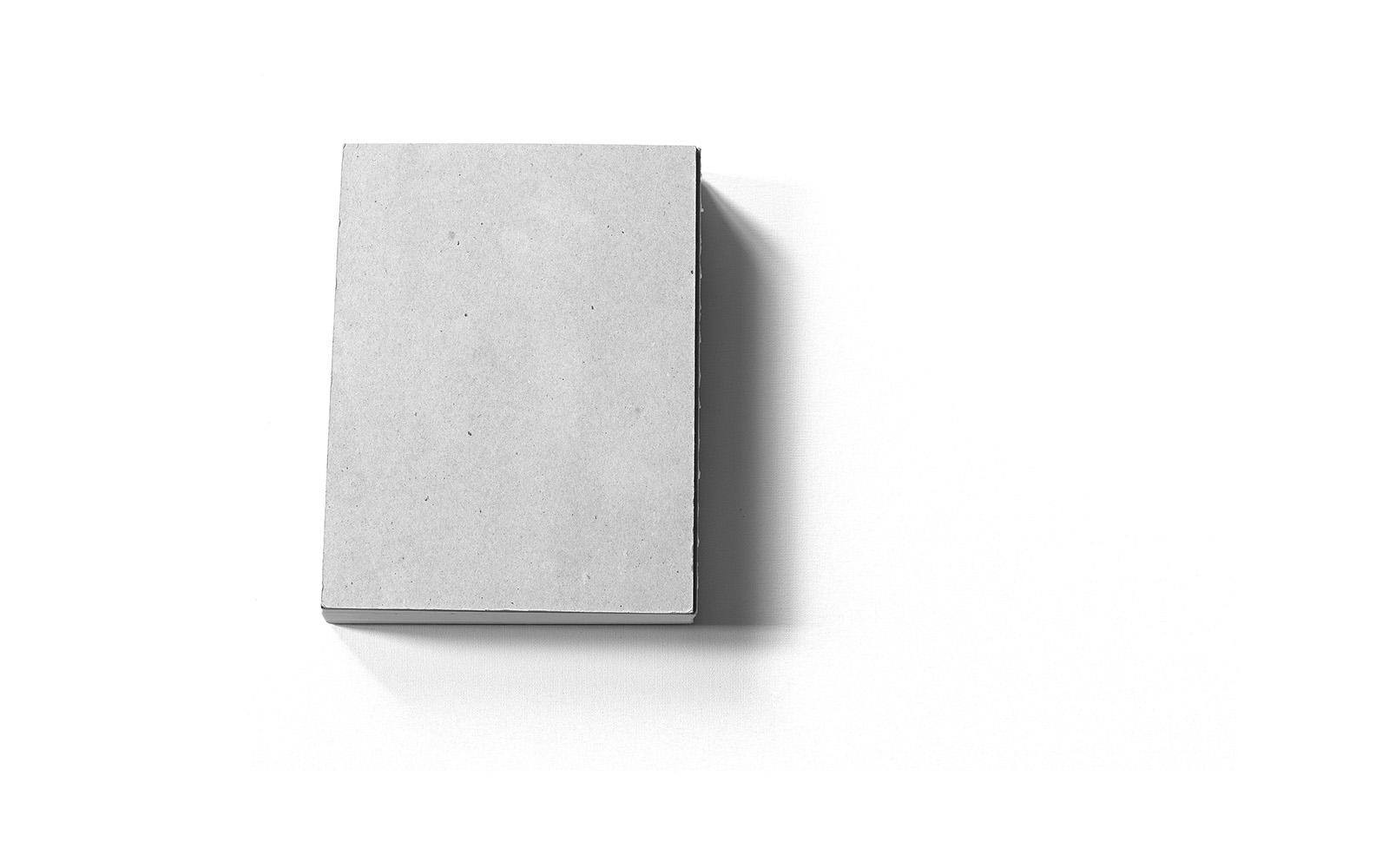 Die leere Rückseite des Murifeldbuches (Sonderausgabe)